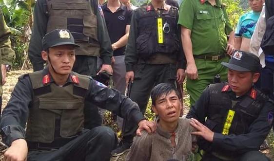 Sơn La: Bắt giữ đối tượng giết người, rồi bỏ trốn lên rừng