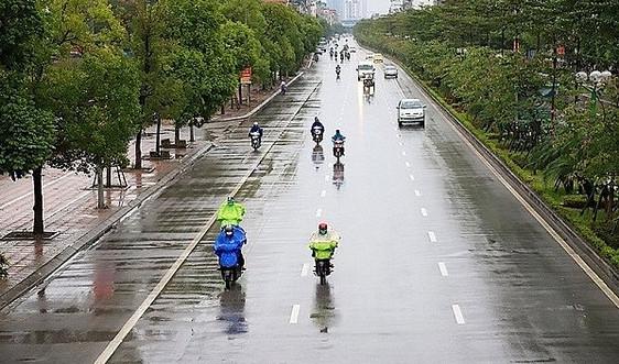 Dự báo thời tiết ngày 10/4: Bắc Bộ trời lạnh, Nam Bộ có nơi nắng nóng
