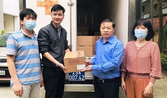 Phân bổ hơn 20.000 liều vắc xin COVID19 cho tỉnh Thanh Hóa
