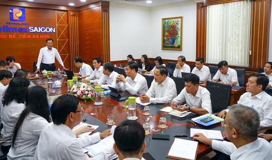 Quý I/2021 Petrolimex Sài Gòn tăng trưởng so với cùng kỳ