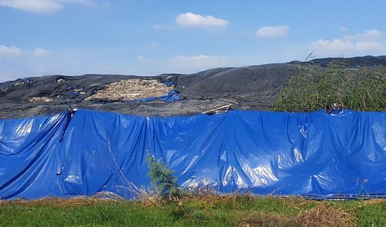 Sở TN&MT TP.HCM yêu cầu 2 công ty xử lý rác thải khắc phục ô nhiễm