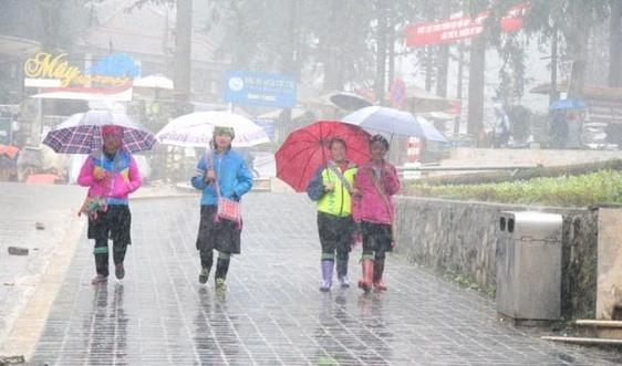 Dự báo thời tiết 11/4/2021: Khu vực Đông Bắc Bộ và Thanh Hoá trời lạnh
