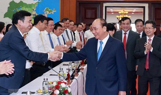 Chủ tịch nước Nguyễn Xuân Phúc: Quảng Nam - Đà Nẵng phải là nơi đáng sống