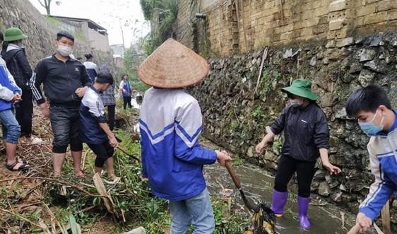 Phù Yên – Sơn La: Gần 6.000 người tham gia hưởng ứng Ngày nước Thế giới 2021