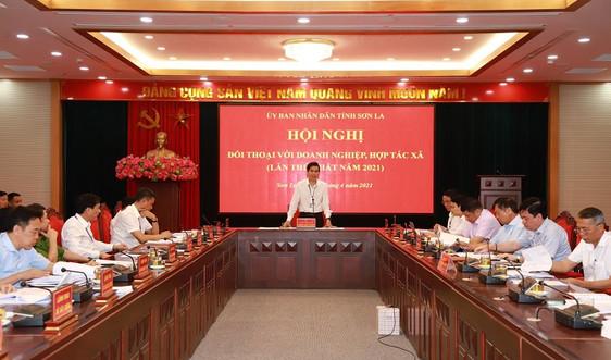 Sơn La thẳng thắn đối thoại để giải quyết khó khăn cho doanh nghiệp