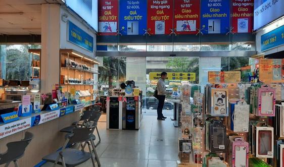 Hoạt động thương mại và dịch vụ tiêu dùng có xu hướng phục hồi