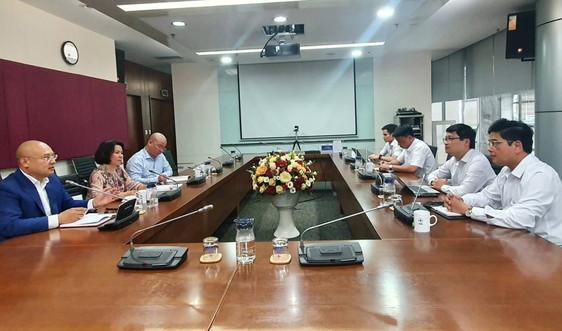 Tập đoàn Điện lực Việt Nam - Báo TN&MT: Đẩy mạnh hợp tác truyền thông về bảo vệ môi trường