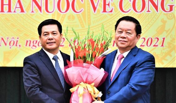 Ông Nguyễn Hồng Diên nhận nhiệm vụ Bí thư Ban Cán sự Đảng, Bộ trưởng Bộ Công Thương
