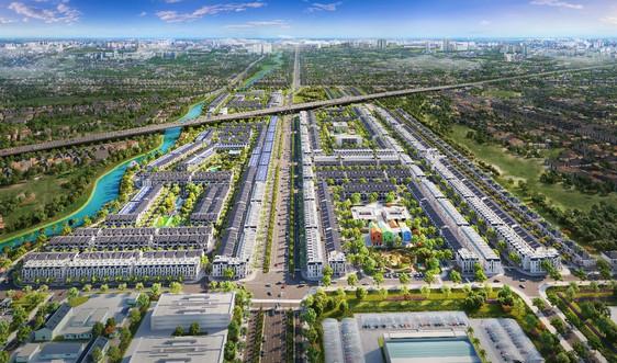 Bất động sản quý 2/2021: Vùng phụ cận TP.HCM khởi sắc