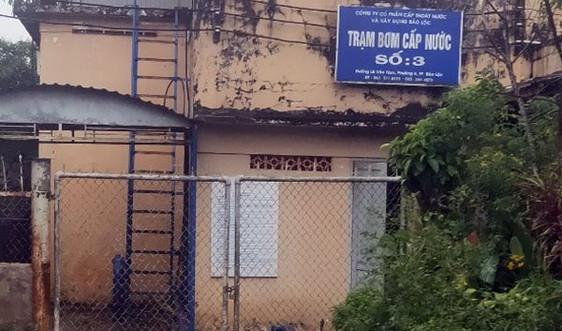 Lâm Đồng: Công ty Cấp nước Bảo Lộc khai thác tài nguyên nước trái phép?