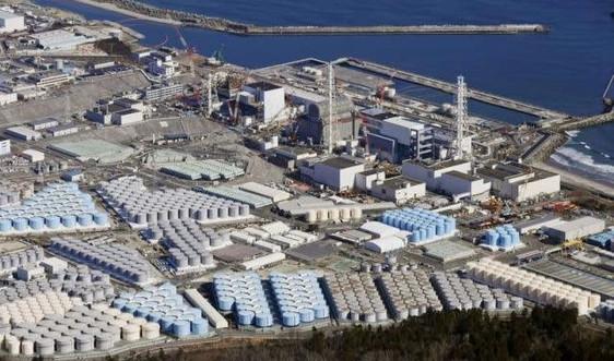 Nhật Bản xả nước đã xử lý từ nhà máy hạt nhân Fukushima ra biển