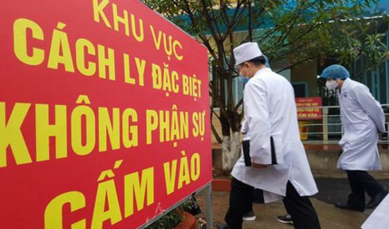 Thêm 2 ca mắc COVID-19 được cách ly tại TP. Hồ Chí Minh
