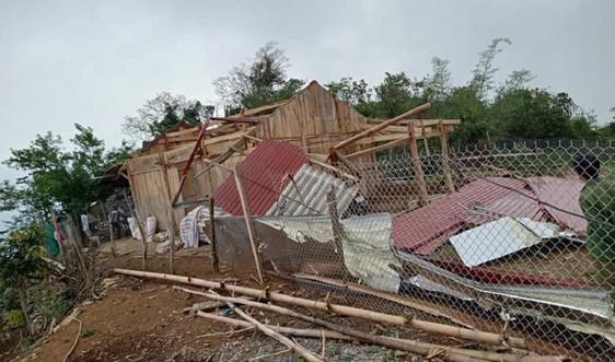 Mường La thiệt hại hơn 1,3 tỷ đồng do mưa đá