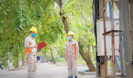 EVNNPC đảm bảo cấp điện ổn định trong dịp lễ Giỗ Tổ Hùng Vương, kỷ niệm 30/4 và 1/5