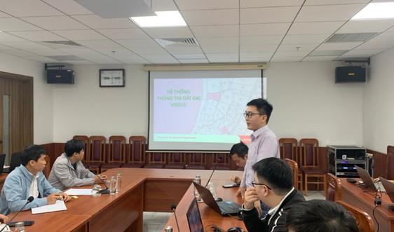 Sơn La: Tập huấn phần mềm VDBLIS để vận hành và khai thác dữ liệu đất đai