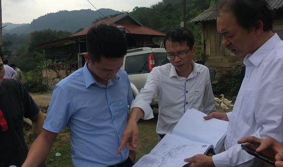 Sơn La kiểm tra công tác bảo vệ môi trường tại huyện Vân Hồ