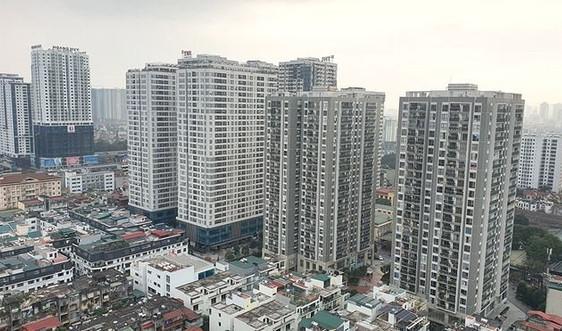Hà Nội: Giá chung cư tăng 4-6% trong năm 2021