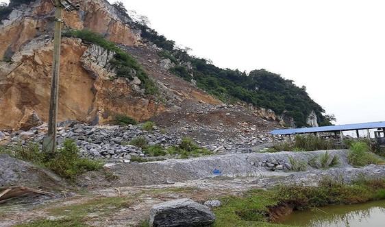 Thanh Hóa: Nhiều doanh nghiệp sai phạm trong khai thác khoáng sản