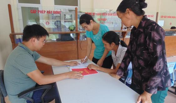 Cấp, đổi GCNQSDĐ tại Hải Phòng: Cần giao cho Văn phòng Đăng ký đất đai