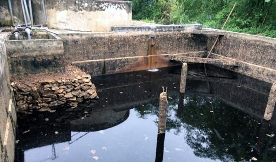 Thanh Hóa: 4/5 cơ sở thừa nhận xả thải chưa xử lý ra sông Mã