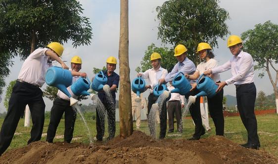 """Điện lựcSơn La: Hưởng ứng chương trình """"Vì một Việt Nam xanh"""""""