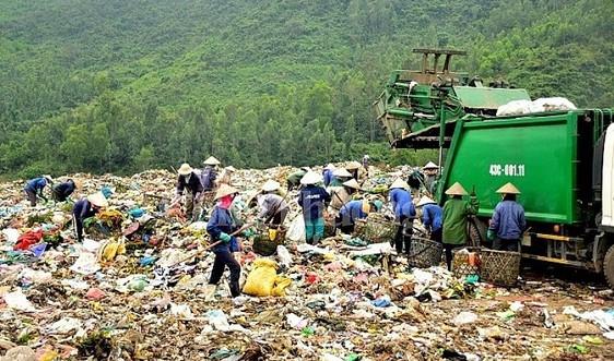 Hà Nội cấp bách tăng cường quản lý chất thải rắn
