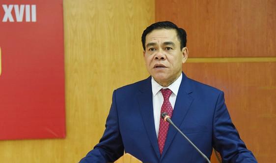 Ông Võ Trọng Hải giữ chức Chủ tịch UBND tỉnh Hà Tĩnh