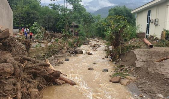 Công điện của Thủ tướng Chính phủ chỉ đạo ứng phó mưa lũ