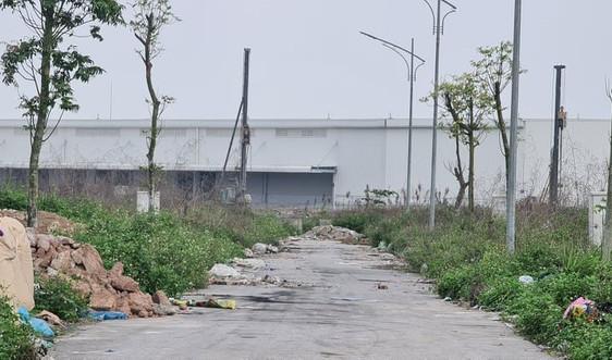 Từ Sơn - Bắc Ninh: Né tránh cung cấp thông tin về công trình xây dựng không phép trên đất nông nghiệp