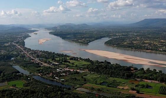 Sông Mekong trước những thay đổi bất thường về thời tiết