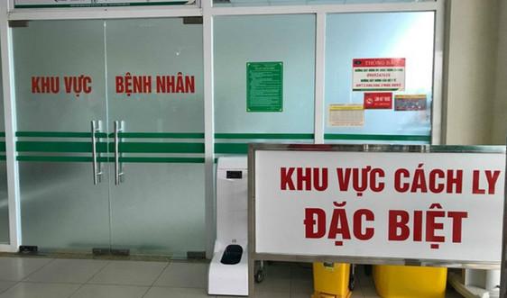 Việt Nam có thêm 10 ca nhập cảnh mắc COVID-19
