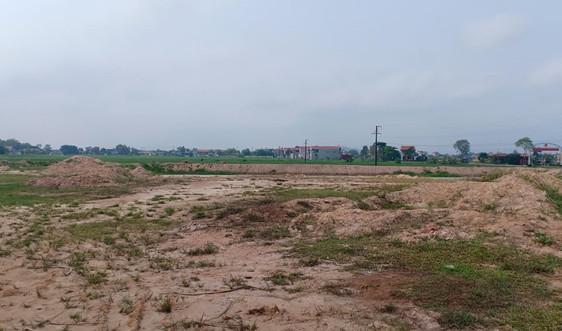 Thanh Hóa: Dự án chậm tiến độ, dân mòn mỏi chờ nước sạch