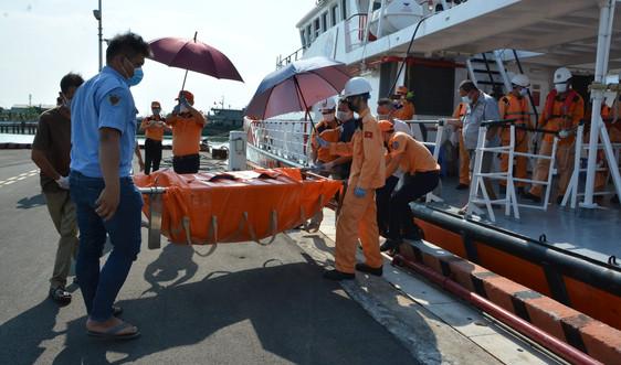 Hai tàu va chạm, 11 thuyền viên bị nạn trên biển
