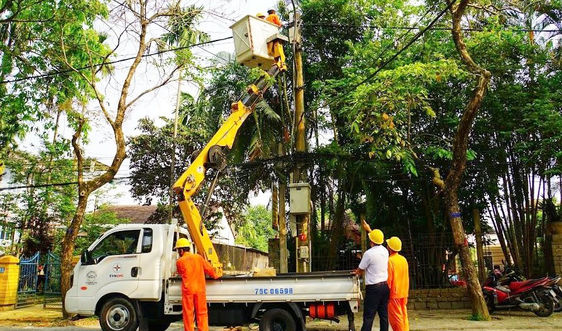 Thừa Thiên Huế: Đảm bảo cấp điện mùa nắng nóng