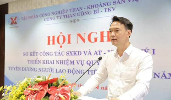 Than Uông Bí tăng cường công tác an toàn lao động