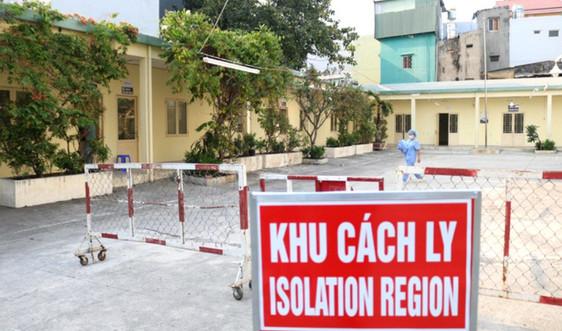 TP. Hồ Chí Minh và Nam Định có 8 ca nhập cảnh mắc COVID-19