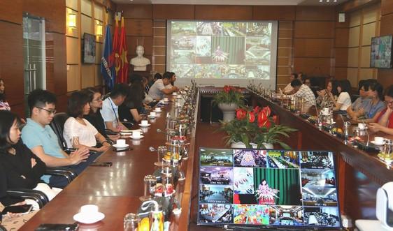 Công đoàn Dầu khí Việt Nam phát động Tháng Công nhân 2021 và Tháng hành động về ATVSLĐ năm 2021