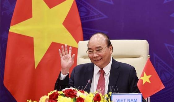 Toàn văn phát biểu của Chủ tịch nước Nguyễn Xuân Phúc tại Hội nghị Thượng đỉnh Khí hậu
