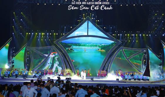Thanh Hóa: Khai mạc Lễ hội du lịch biển Sầm Sơn 2021