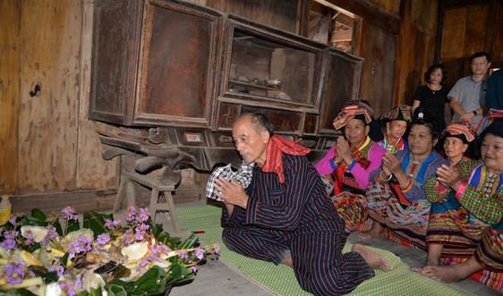 Độc đáo lễ mừng cơm mới của dân tộc Lào ở Điện Biên