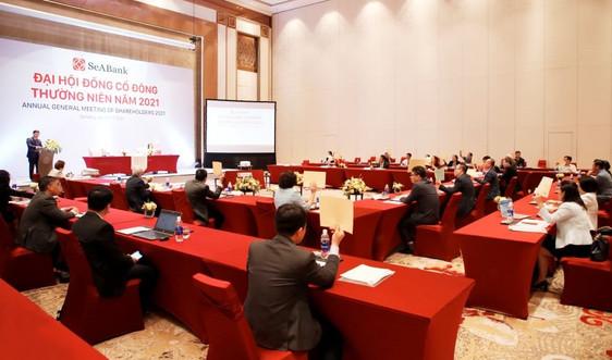 SeABank tổ chức thành công Đại hội đồng cổ đông 2021