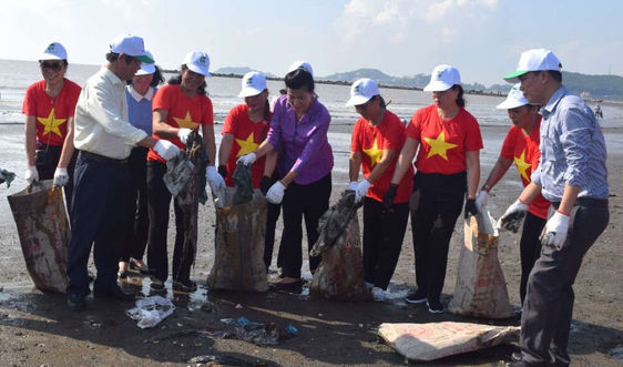 Bộ TN&MT phát động hưởng ứng Tuần lễ quốc gia Nước sạch và Vệ sinh môi trường năm 2021