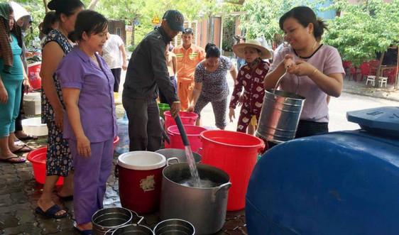 Lo thiếu nước dịp lễ, Đà Nẵng yêu cầu thủy điện vận hành xả nước