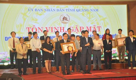 Number One Chu Lai nhận danh hiệu Doanh nghiệp tiêu biểu tỉnh Quảng Nam 2020