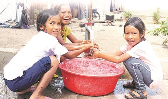 Đảm bảo chất lượng nguồn nước sạch