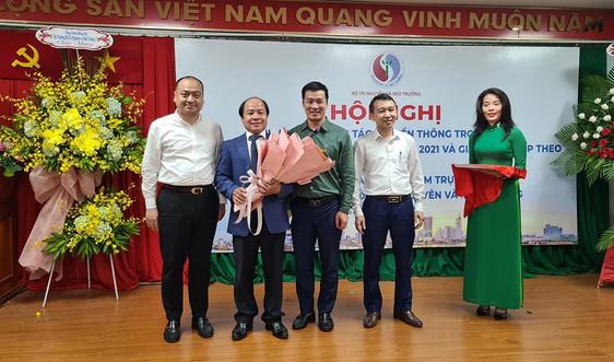 Ra mắt Chi nhánh  phía Nam thuộc Trung tâm Truyền thông TN&MT