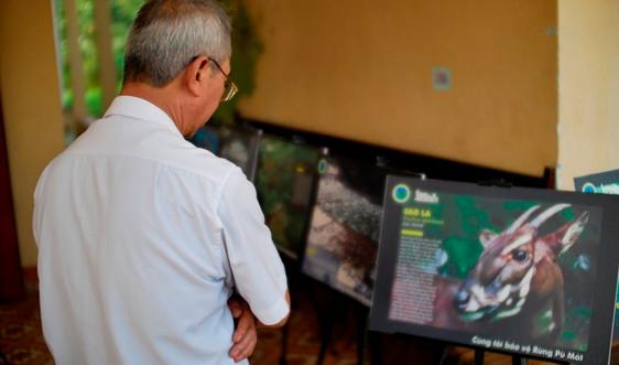 Nghệ An: Khởi động chuỗi chương trình nói không với sử dụng động vật hoang dã trái phép