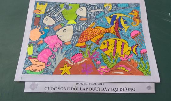 Bình Định: Nhơn Châu tích cực tuyên truyền bảo vệ môi trường biển và rạn san hô