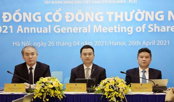 ĐHĐCĐ Petrolimex họp phiên thường niên 2021