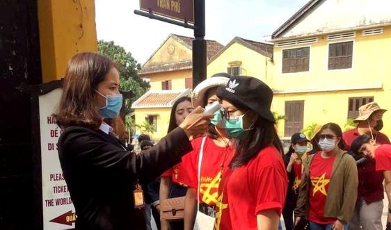 Quảng Nam lấy mẫu xét nghiệm COVID-19 ngẫu nhiên tại các điểm công cộng